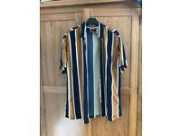 Zara Mens Stripe Shirt