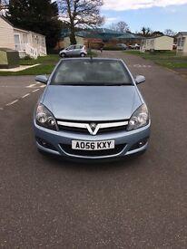 1.8 Vauxhall Astra convertible