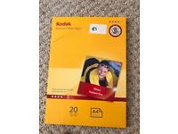 Kodak Premier Glossy Photo Paper