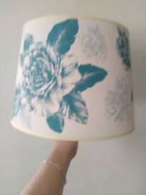 Lamp shade - Floral theme