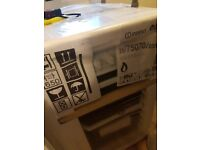 Brand new cooker gas/electric size 50 un opened indset