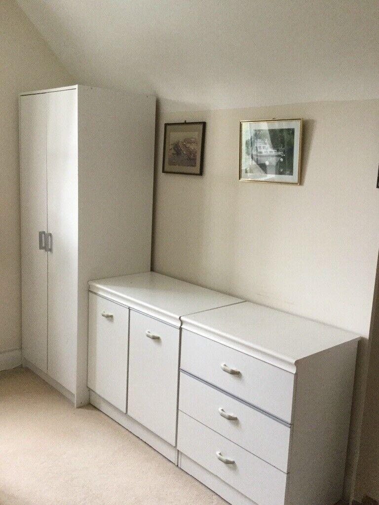Wardrobe Chest Of Drawers Cupboard In Maidenhead Berkshire Gumtree