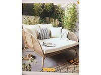 Garden furniture Snug chair/sofa NEW