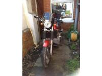 BMW K100 Motorbike 13000 miles Ready for Cafe Racer or Scrambler! £1500 ono
