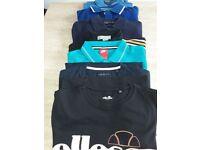Bundle of 7 Designer T Shirts