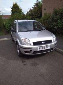 Ford Fusion 2, 1.6 Petrol, 2005 - £ 850