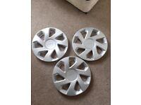 dacia sandero wheel trims
