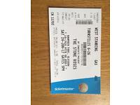 The Stone Roses Ticket - Standing