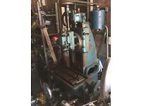 240v Metal Mill milling machine. hobby modeling