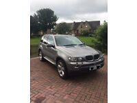 2006 BMW X5 3.0 Diesel 87000 miles. FSH and MOT til June 2017. Excellent condition throughout
