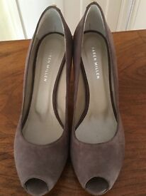 SUEDE Heels from KAREN MILLEN - Size 6/39