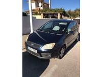 spanish left hand drive ford c -max 1600