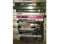 Xbox360 games bundle