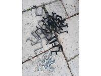 New Plastic Pipe Fixing Brackets