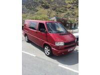 VW T4 2.4D Campervan (recent engine change)