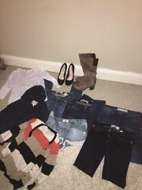 Various items size 8-12 HOLLISTER ABERCROMBIE