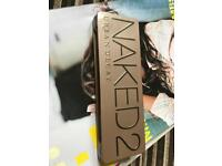 Urban decay naked 2 palette makeup eye shadow