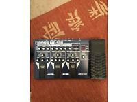 Boss ME-50B bass guitar effects pedal