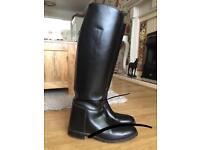 Regent horse riding boots size 6.5