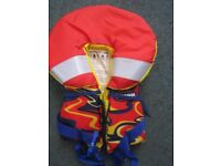 Small TOTS CHILD CREWSAVER LIFEJACKET up to 20Kg 51-58cm New Unused condition