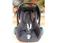 Maxi Cosi Car Seat Inc. Newborn Insert