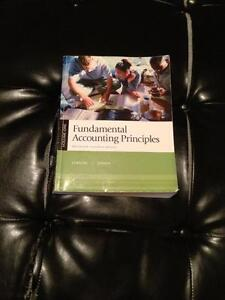 Fundamental Accounting Principles - Volume One