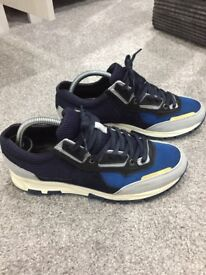 Lanvin runners size 39 fits uk6/7 brilliant condition rrp £460
