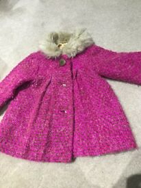Baby K girls coat...super cute