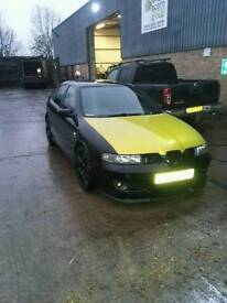Seat Leon cupra r 1.8 20vt £2000 TAKES IT AWAY, NEW PICTURES