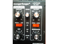 Moog MoogerFooger Low Pass Filter MF-101