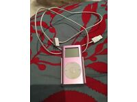 Pink Apple iPod 4GB