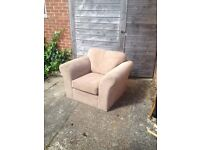 Sofa & Armchair from Next (good condition second hand)