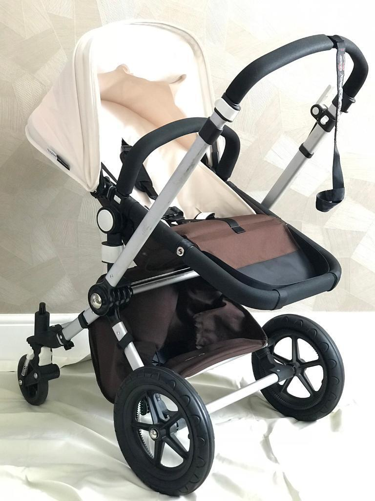 Bugaboo Cameleon Pushchair Buggy Stroller Baby Pram Car Seat All Parts Included EXCELLENT COND