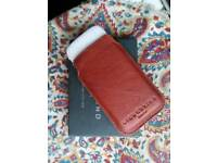 Liebeskind leather phone case