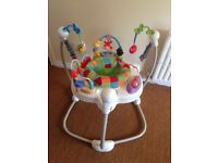 Jumperoo- discover n grow- like new