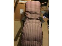 Garden Lounger/Recliner Chairs