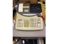 Casio Till TE-2000 Cash Register & 10 Pack Till Rolls