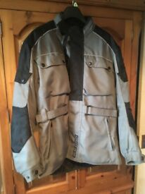 Sedici #16 Textile motorcycle jacket in very good condition . Removable lining. Size L