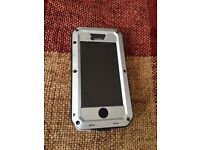 Shock and dust proof iPhone 5& 5S cover