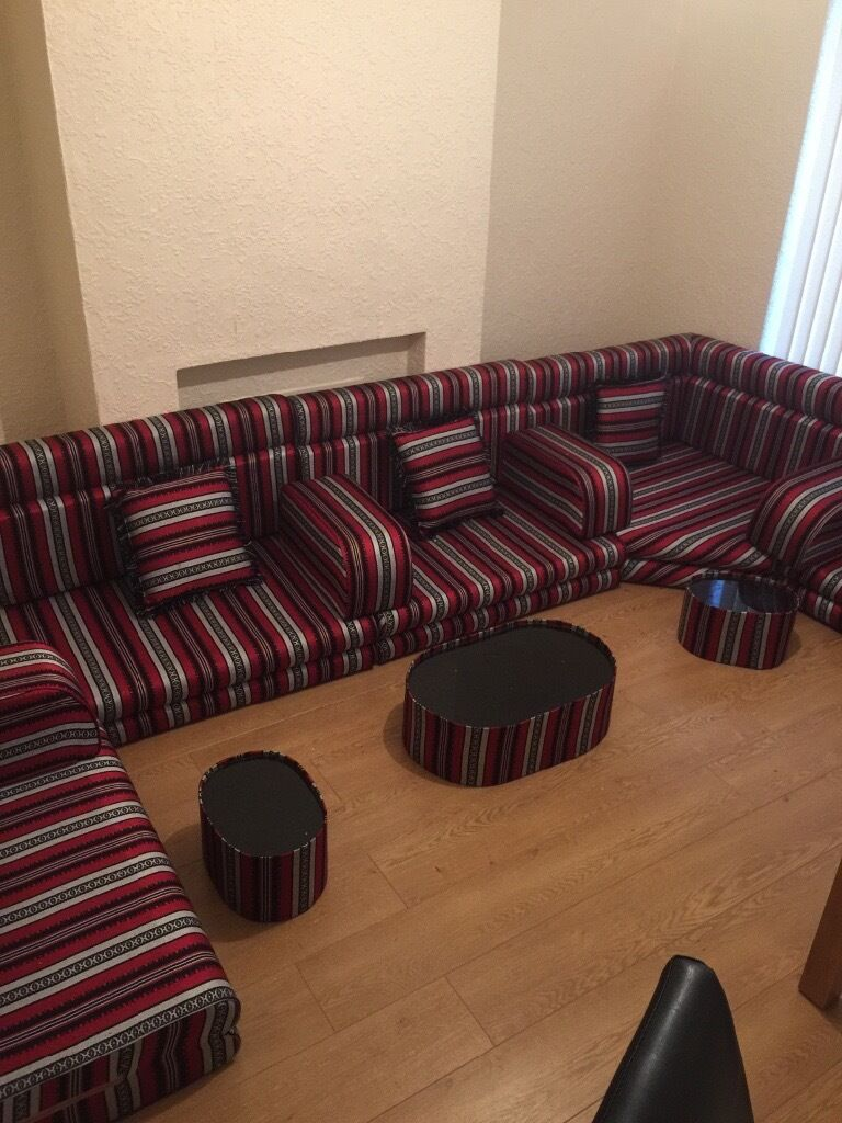 Moroccan Floor Seating Majlis In Acocks Green West