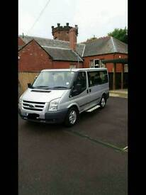 Ford transit tourneo limited 2011