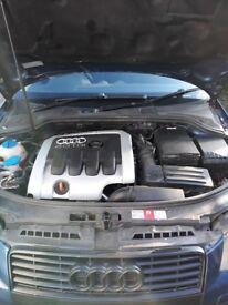 Audi a3 2.0 tdi 140 bhp engine complete