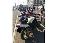 Yamaha Fazer 600 streetfighter not honda cbr ninja gsxr