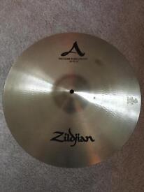 Zildjian A Medium Thin Crash Cymbal 18inch
