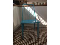 Retro garden chairs x 2