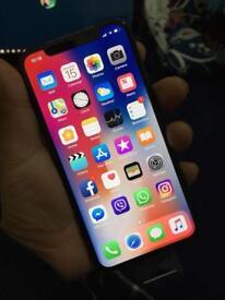 Apple iPhone X 64gb Space Grey Unlocked