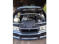BMW E36 320 I M50 engine and more open to offers