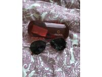 Bacardi Sunglasses with case new