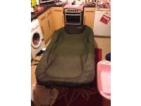 Selling bit of gear rods wide boy bedchair bivvy end tackle few other bits
