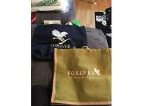 Forever living bags